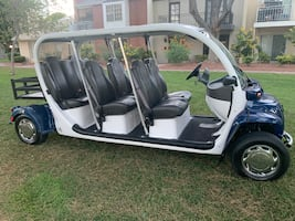 Golf Cart/Car Electric GEM Polaris E6