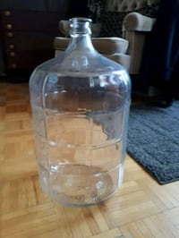 """6 gallon """"Carboy"""" Barrie, L4N 2T9"""