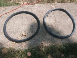 Two 26 inch Tire Tubes