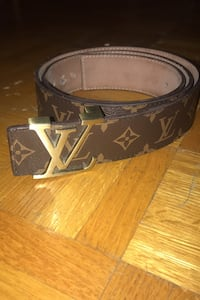 Louis Vuitton Belt Large Quinte West, K8N