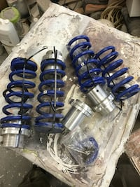Coilover sleeves Mississauga