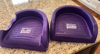 2 baby smart cooshie booster seats Boyds, 20841