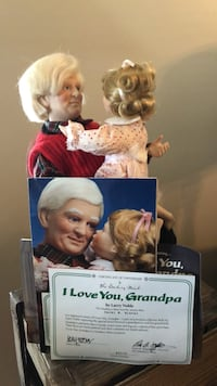 I LOVE YOU GRANDPA BY DANBURY MINT COLLECTION Littlestown, 17340