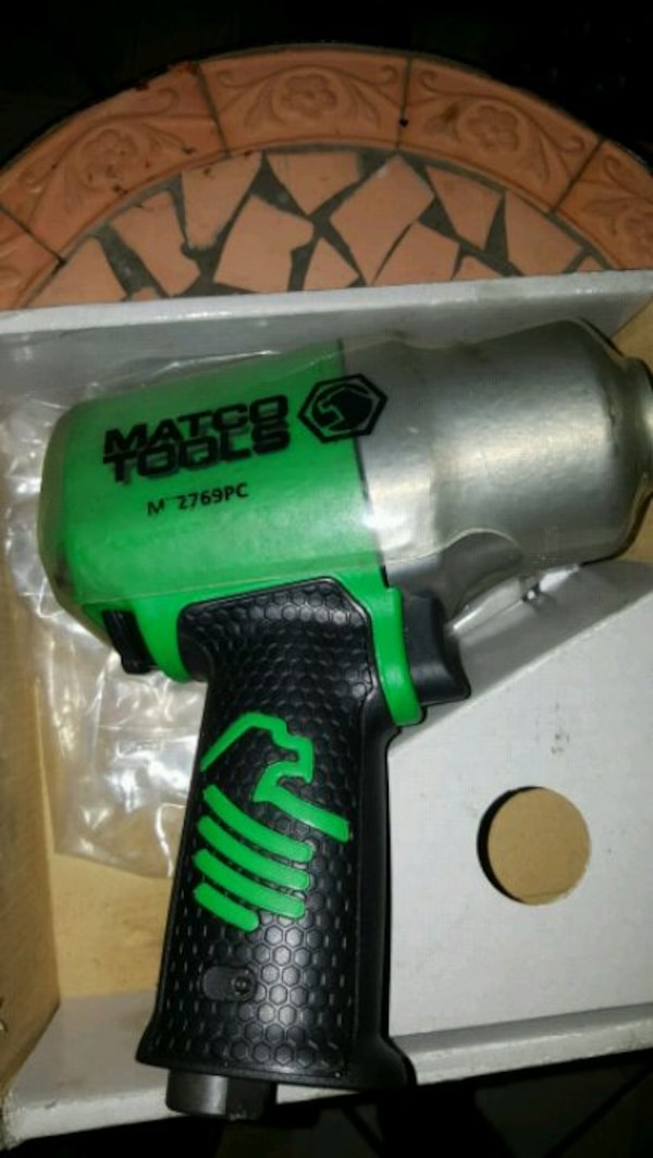 """Brand new with vover1/2""""matco impact mt2769"""