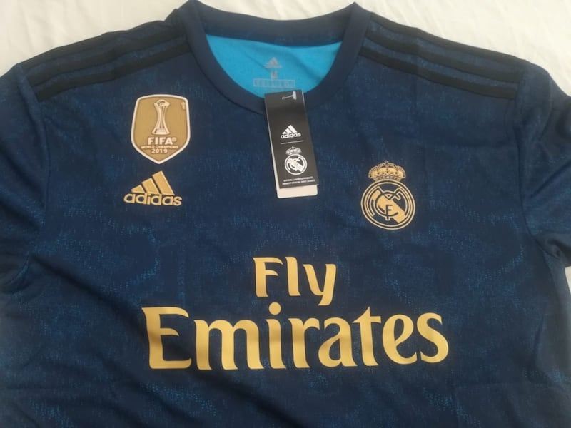 Camiseta Real Madrid 2019/2020 1