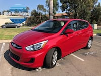 Car 2016  HYUNDAI  ACCENT  SE car San Diego, 92121