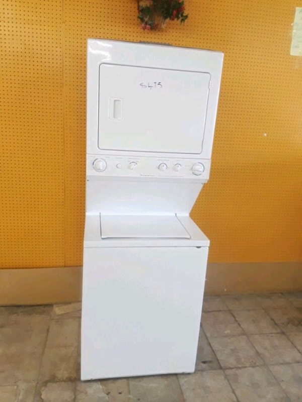Used Stackable Washer And Dryer 30 Day Warranty For Sale