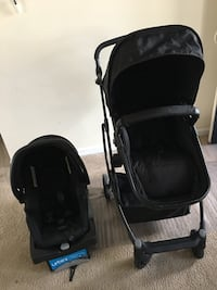 Urbini travel system (USED FOR TWO MONTHS) Anchorage, 99506