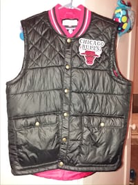 Chicago Bulls Mitchell & Ness Vest Youngstown