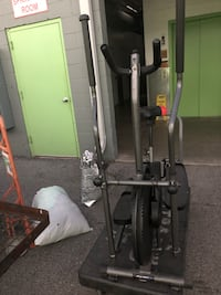 Body rider dual trainer (bike / elliptical) Germantown