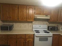 Kitchen Cabinets for sale... Oak, includes countertop, sink, stove and range. Fridge negotiable. You can come and remove yourself or we'll do it for you! Oshawa, L1H 5W7