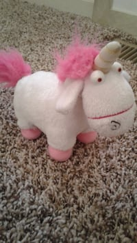 Plush Unicorn Blue Ridge