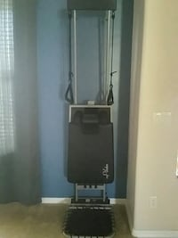 Aero Pilates Machine 55-4266 (like new) 1923 mi
