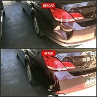 dent repair and scratch's