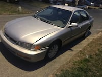 Honda - Accord - 1997 Beltsville, 20705