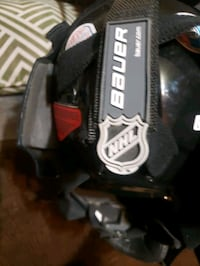 Goalie mask cage helmet hockey Bauer profile Junior