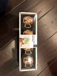4 Moscow Mule Shot Glasses (New) Arlington, 22206