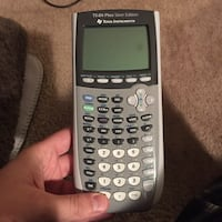 gray and black Texas Instruments TI-84 Plus Los Angeles, 90068