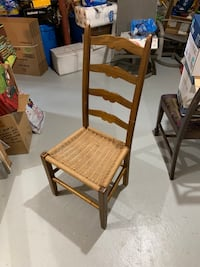 Wood chair Toronto, M6H 2L4