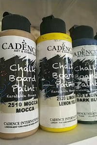 Cadence chalk board paint  Eryaman, 06824