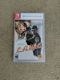 L.A. Noire for nintendo switch Frederick