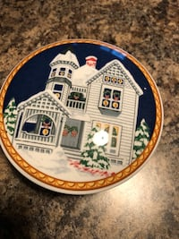 Victorian holiday porcelain bowl Indianapolis, 46268