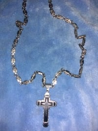 Boys stainless steel necklace Windsor