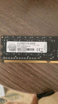 gskill 1600 mhz cl11 ram 4gb value
