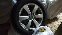 Used winter tires with rims ( tires:nexen brand) Surrey, V3W