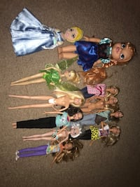 Barbie Dolls and other Misc. Dolls Rocklin, 95765