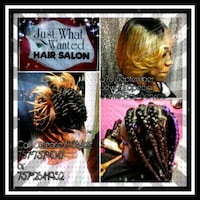 Hair Services Available Chesapeake