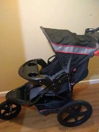 baby's black and red jogging stroller Germantown, 20874