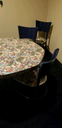 Avengers table set