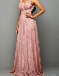 brand new sequin embellished maxi dress Toronto, M3K 2A3