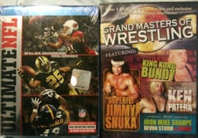 Price Dro. 2 New Dvds & 1 Blu-ray Disc.