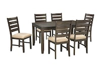 Brand new Ashley's rustic dinning table  Oxnard, 93035