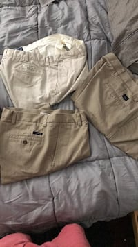 Pants dockers and polo 34x30 waist Herndon, 20170