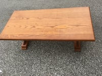 Wooden Coffee Table Kitchener, N2E 0A6