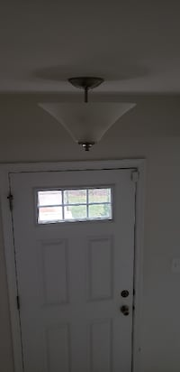 Appliances and Ceiling Lights - Excellent Condition SPRINGFIELD