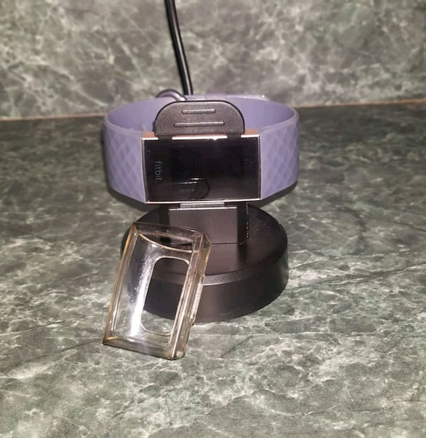 Fitbit Charge 3 (rarely used, works great!) 82b59ee8-a928-4d9b-9ad1-a66c7770eb2d