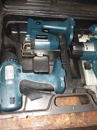 Cordless power tool set 18v