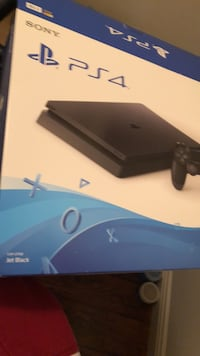 Black sony ps4 console with controller box Anaheim, 92804