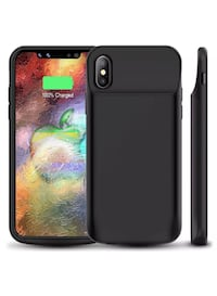 iPhone X Extended Battery Case 200%