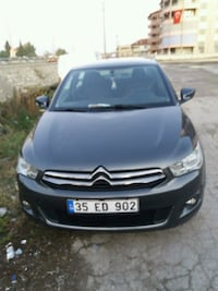 2013 Citroen C-Elysee 1.6 HDI 92HP M/T EXCLUSIVE Kula