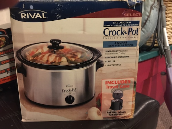 Rival Crock-Pot Slow Cooker