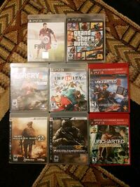 PS3 Games 544 km