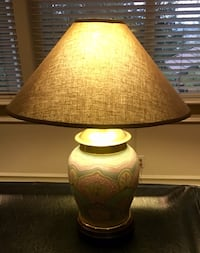 Designer Fredrick cooper pair of table top lamps Placerville, 95667