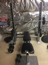 Bench Press Great Condition (barbell NOT included) Clifton, 20124