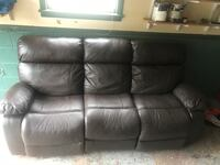 Leather Couch Set Columbus