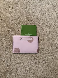 Kate Spade credit card wallet
